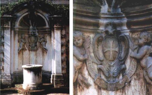 Rome le chate u a cura di domenico migliaccio for Casa di cura santa maria del pozzo