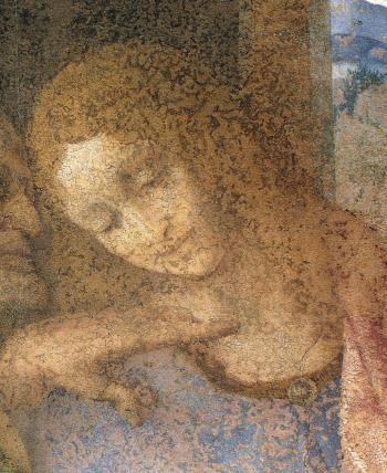 Leonardo da vinci cristo